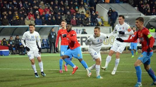 Curg amenzile de la FRF. Cu ce sumă a fost penalizată FC Botoşani după meciul cu FCSB