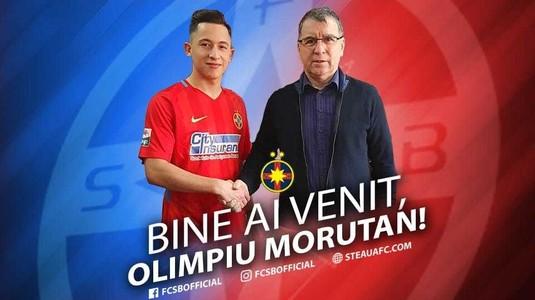 Au apărut deja primii contestatari. Ce spun oamenii din fotbalul românesc despre transferul lui Moruţan
