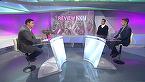 EDIŢIE SPECIALĂ | Mirel Rădoi şi Răzvan Lucescu au fost în studioul Telekom Sport. Vezi un super interviu cu cei doi!