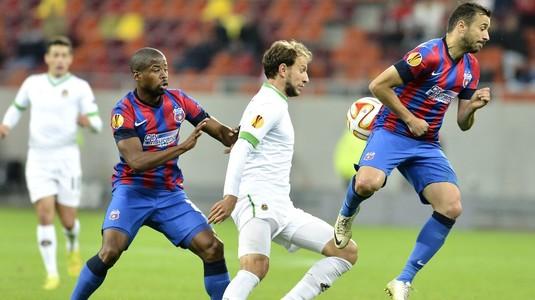 Caz şocant în fotbalul european. Patru jucători de la o fostă adversară a celor de la FCSB, puşi sub acuzare pentru trucarea unui meci