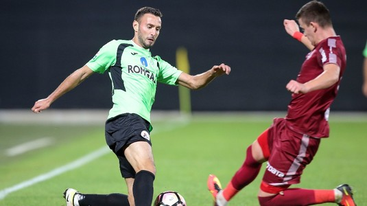 """S-a autopropus la Dinamo, dar acum a semnat cu o altă echipă din Liga I: """"Ştiu că aici este un club profesionist"""""""