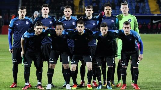VIDEO   Jucătorii de la FC Viitorul au efectuat vizita medicală