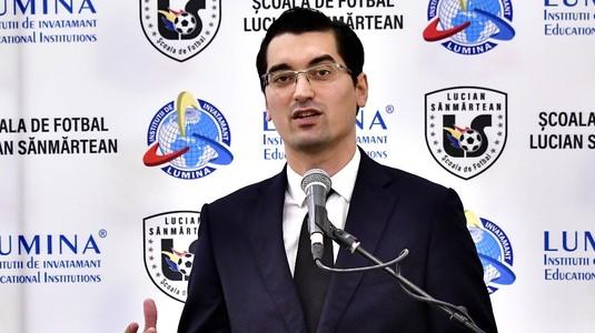 """Burleanu surprinde din nou: """"Eu voi candida, eu voi câştiga alegerile FRF"""""""