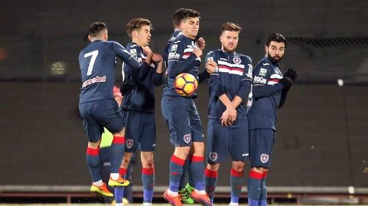 Primul transfer al iernii pentru Steaua. Roş-albaştrii l-au adus pe protagonistul uneia dintre cele mai mari ratări din sezonul trecut al Ligii I