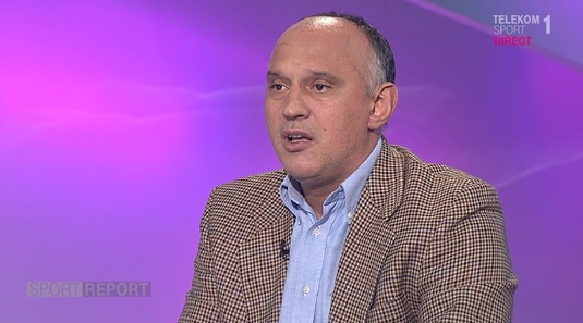 """Florin Prunea, mesaj dur împotriva lui Burleanu: """"Avem cel mai sărac fotbal şi cel mai bogat preşedinte!"""""""