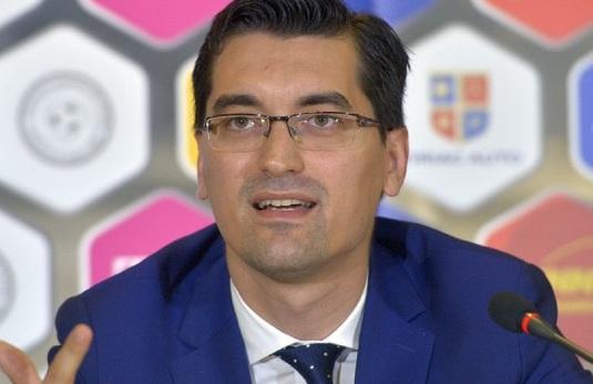 Răzvan Burleanu şi-a anunţat oficial candidatura pentru şefia Federaţiei Române! 7 motive enumerate de actualul preşedinte