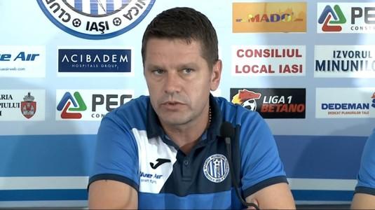 CSM Poli Iaşi a remizat cu FC Rostov. La meci a asistat şi selecţionerul Cosmin Contra