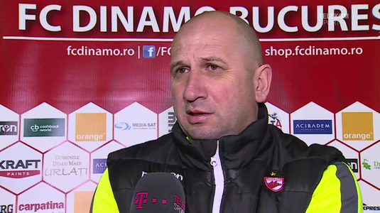 EXCLUSIV | Cum a analizat Miriuţă victoria la scor obţinută de Dinamo în meciul cu Aris