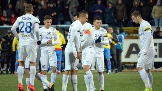 FC Botoşani, învinsă de polonezii de la Arka Gdynia, în stagiul de pregătire din Antalya