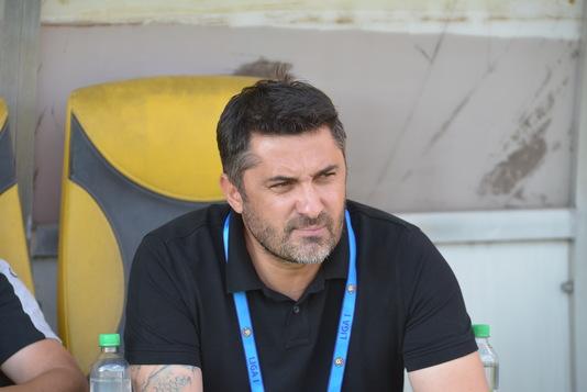 """Claudiu Niculescu a făcut praf arbitrajul, după ce Voluntari a pierdut la Iaşi: """"Am văzut răutate din partea brigăzii"""""""