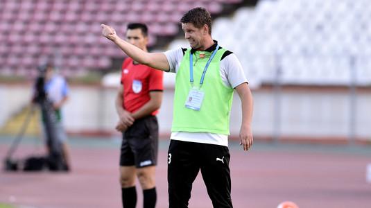 Flavius Stoican, săgeţi către FC Voluntari după meciul câştigat aseară
