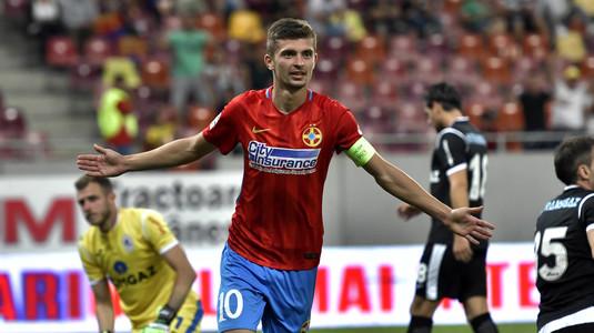 VIDEO | FCSB-Gaz Metan 4-0 | Steliştii au făcut spectacol pe Arena Naţională