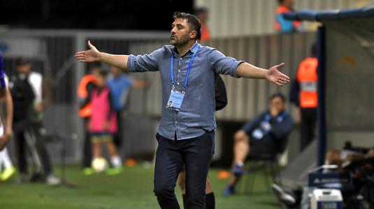 """Claudiu Niculescu, mulţumit de jocul elevilor săi: """"Am făcut un joc aproape perfect"""""""