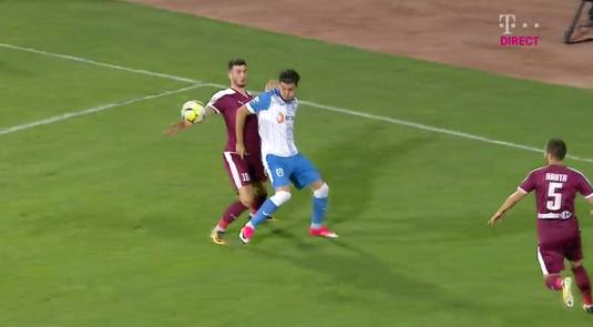 """Niculescu, fair-play după henţul evident comis de jucătorul său: """"Normal că-i înţeleg"""""""