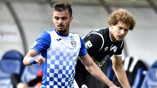 VIDEO | Juventus şi Gaz Metan termină la egalitate, scor 1-1, după o repriză secundă cu multe ocazii