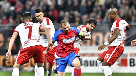 Golurile sunt garantate la FCSB - Dinamo! Statistica incredibilă din ultimii 17 ani