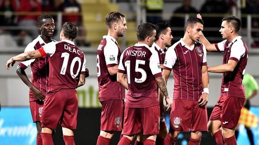 Nistor nu a uitat-o pe Dinamo. Cu cine a ţinut în derby de România