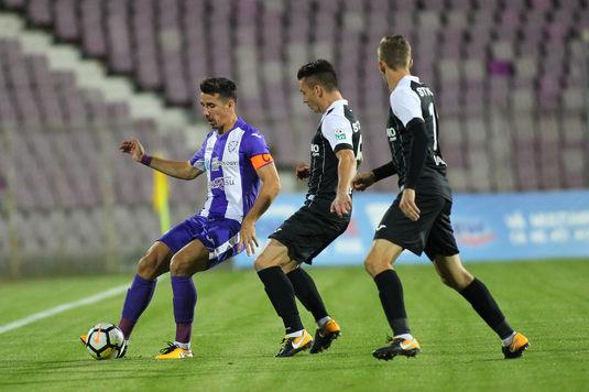 VIDEO | Timişoara - Craiova 0-2. Băluţă, mesaj puternic pentru Cosmin Contra!