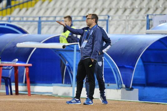 """Mangia i-a luat apărarea lui Mitriţă: """"Mitriţă este un jucător foarte liniştit, se antrenează bine"""""""