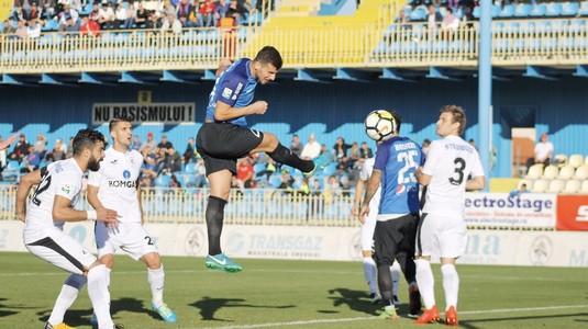 VIDEO | Gaz Metan Mediaş - Viitorul 0-1. Echipa lui Hagi urcă pe loc de play-off