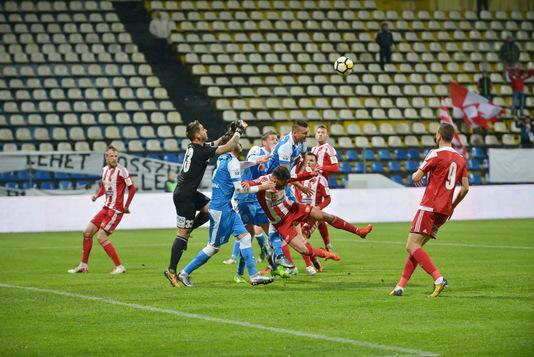 Aflată acum pe locul trei în campionatul României, Craiova visează la event