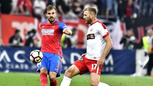 O echipă din Liga 1 e gata să-l deturneze pe Adam Nemec. Oferă mai mulţi bani ca FCSB!