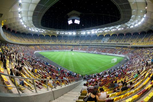 Arena Naţională a suferit pierderi de 3,2 milioane de euro. Administratorii se gândesc să-i schimbe numele!