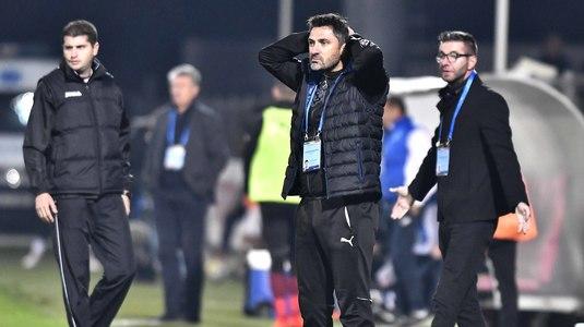 """Claudiu Niculescu, după 0-0 cu Juventus: """"Astăzi am jucat fără atacant!"""""""