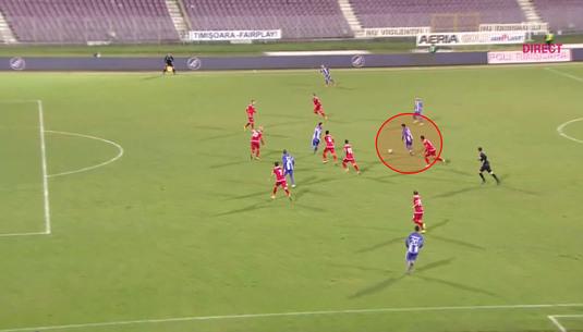 VIDEO | Gol superb reuşit de omul dorit de FCSB! Are 19 ani şi e cotat la 250.000 de euro. Vezi execuţia de la 30 m