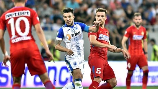 """Băluţă, cea mai tare declaraţie înainte de CSU Craiova - FCSB. De ce se bucură că meciul nu se va juca pe noul """"Oblemenco"""" VIDEO"""