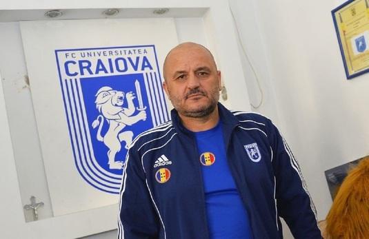 """Mititelu a ieşit la atac după meciul pierdut de Craiova în faţa FCSB-ului: """"CSU mănâncă 2-3 milioane pe an de la Consiliu Local"""""""