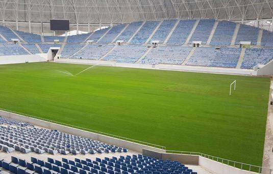 """Noi detalii despre stadionul din Craiova: """"E vai de mama lui. Nu va fi inaugurat prea curând"""""""
