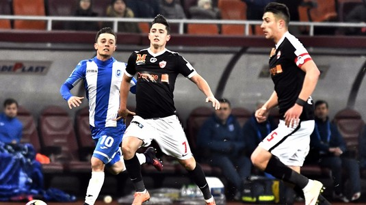 VIDEO   Dinamo a luat o hotărâre în privinţa scandalului de la Piatra Neamţ. Miriuţă a titularizat cinci dintre cei şase jucători implicaţi