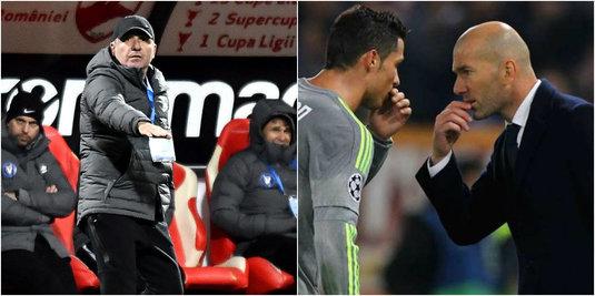 """""""Sindromul Real Madrid!"""" Paralela făcută de spanioli între Viitorul lui Hagi şi galacticii lui Zidane"""
