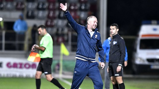 Edi Iordănescu şi-a aflat pedeapsa pentru scandalul de la meciul cu Poli Timişoara