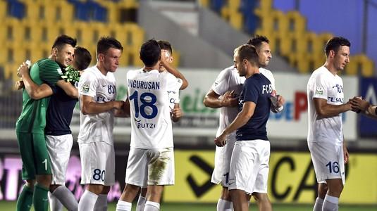 VIDEO | FC Botoşani se impune în faţa celor de la FC Voluntari şi se distanţează la 5 puncte de Viitorul