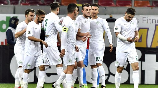 """Jucătorii Concordiei Chiajna îi ironizează pe cei de la FCSB: """"Dacă au ajuns să tragă de timp... Bizonul oricum are mare noroc"""""""