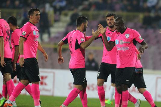 Juventus Bucureşti smulge un punct în ultimele minute ale partidei cu ACS Poli Timişoara. Bănăţenii ratează o victorie importantă în lupta pentru play-off