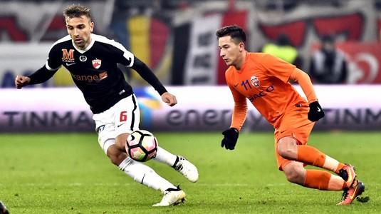 Moruţan s-a întors în ţară după calificarea reprezentativei U19 la Turneul de Elită şi a vorbit despre transferul său la FCSB