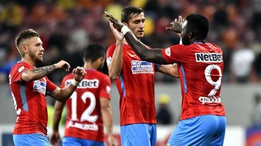 LIVE VIDEO | CSM Iaşi - FCSB, ora 20:45, ÎN DIRECT pe Telekom Sport 1. Alibec, OUT pentru acest meci. Cum arată primul 11!