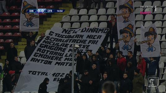 LIVE VIDEO Dinamo - CFR Cluj este ACUM, în direct pe Telekom Sport. Boli, aproape de autogol, Hoban a şutat mingea în bară
