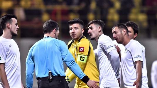 """""""Comisarul"""" Moldovan este convins că va reuşi să redreseze echipa. Ce spune despre arbitraj"""