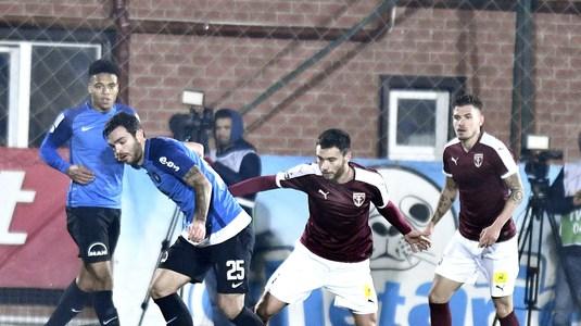 VIDEO | FC Voluntari şi Viitorul şi-au împărţit punctele în ultimul meci al etapei a 18-a