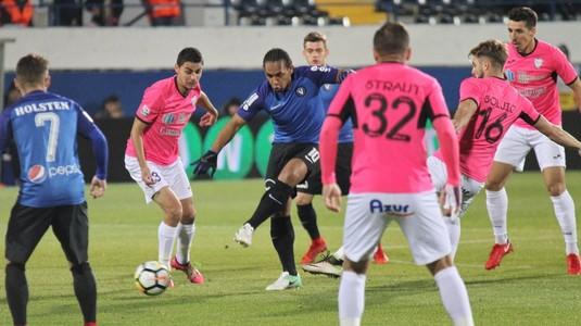 VIDEO | Remiză între FC Viitorul şi ACS Poli Timişoara. Gol FABULOS marcat de Ganea