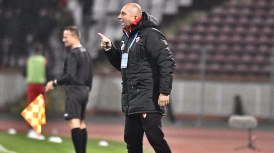 """Miriuţă respiră uşurat: """"Aşa arată spiritul lui Dinamo. Uitasem să ne bucurăm"""""""