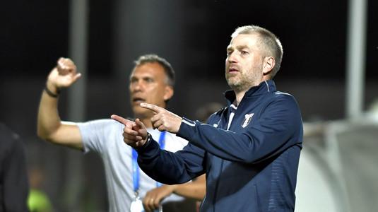 """Iordănescu exultă după 2-0 cu FCSB: """"E un rezultat spectaculos şi o seară frumoasă"""""""