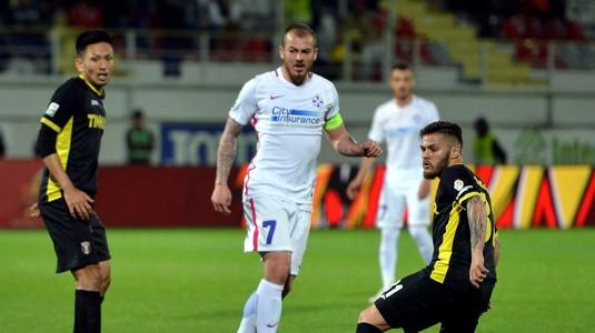 Alex Ioniţă îi critică dur pe cei de la FCSB. Ce îl supără pe jucătorul Astrei