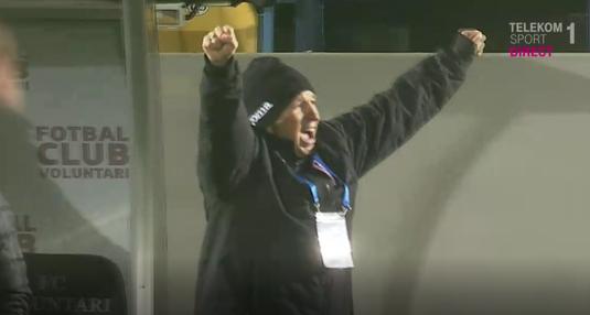 VIDEO | CFR Cluj a deschis scorul dintr-o fază controversată. A fost sau n-a fost fault?