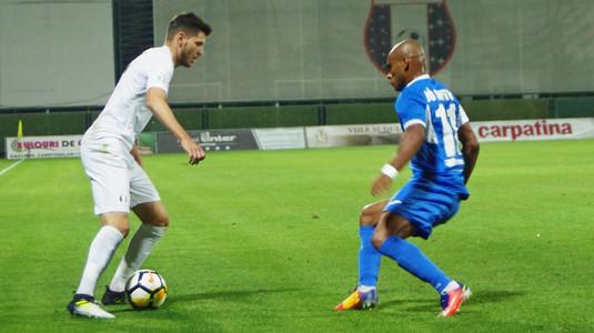 VIDEO | CSM Poli Iaşi  trece de Astra Giurgiu şi o egalează pe Dinamo în clasamentul Ligii I