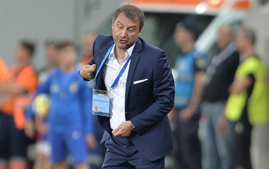 VIDEO   Devis Mangia dă vina pe ghinion pentru ratarea incredibilă a lui Zlatinski!